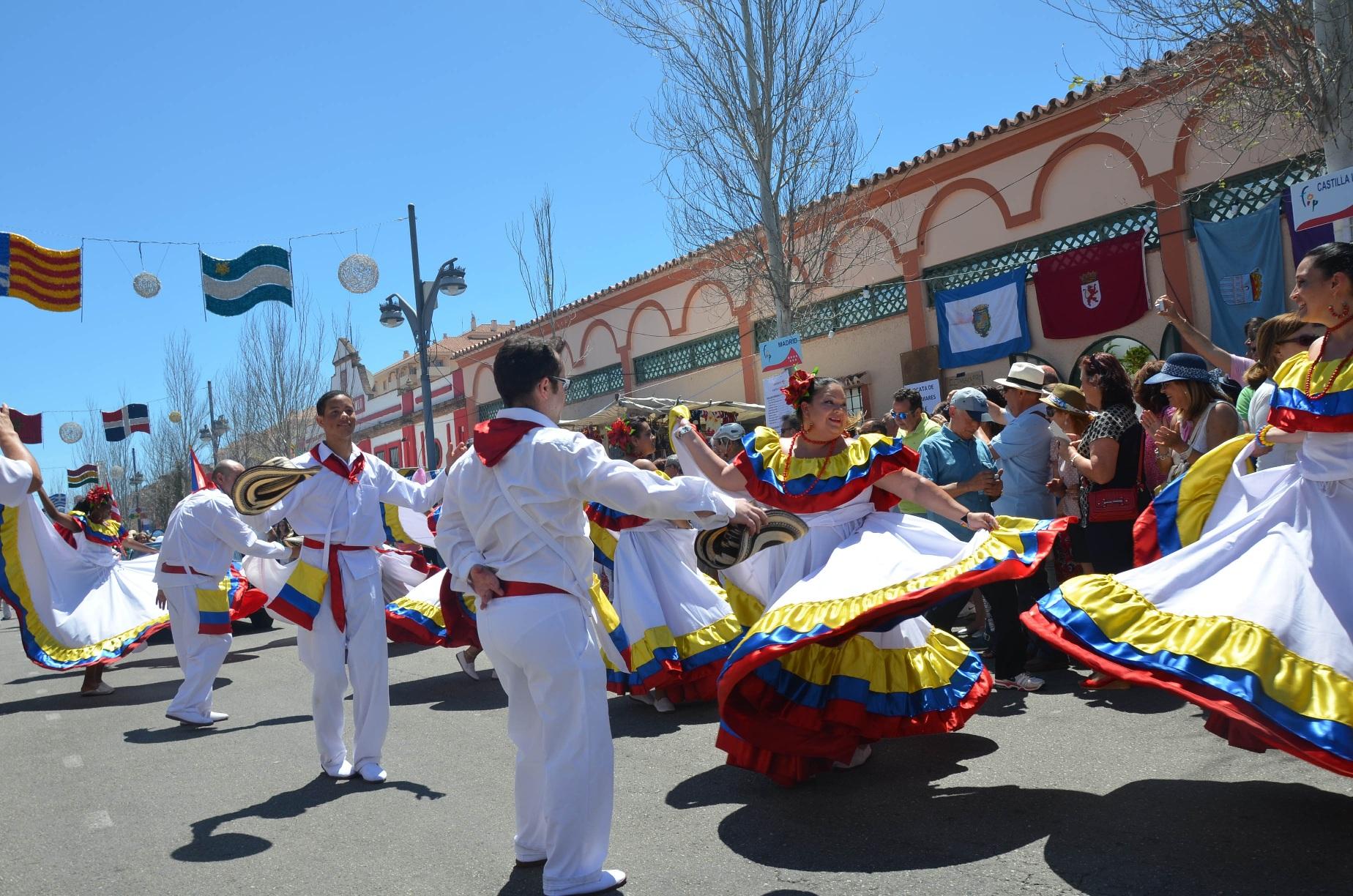 Feria De Los Pueblos or Around the World in 5 Days 93