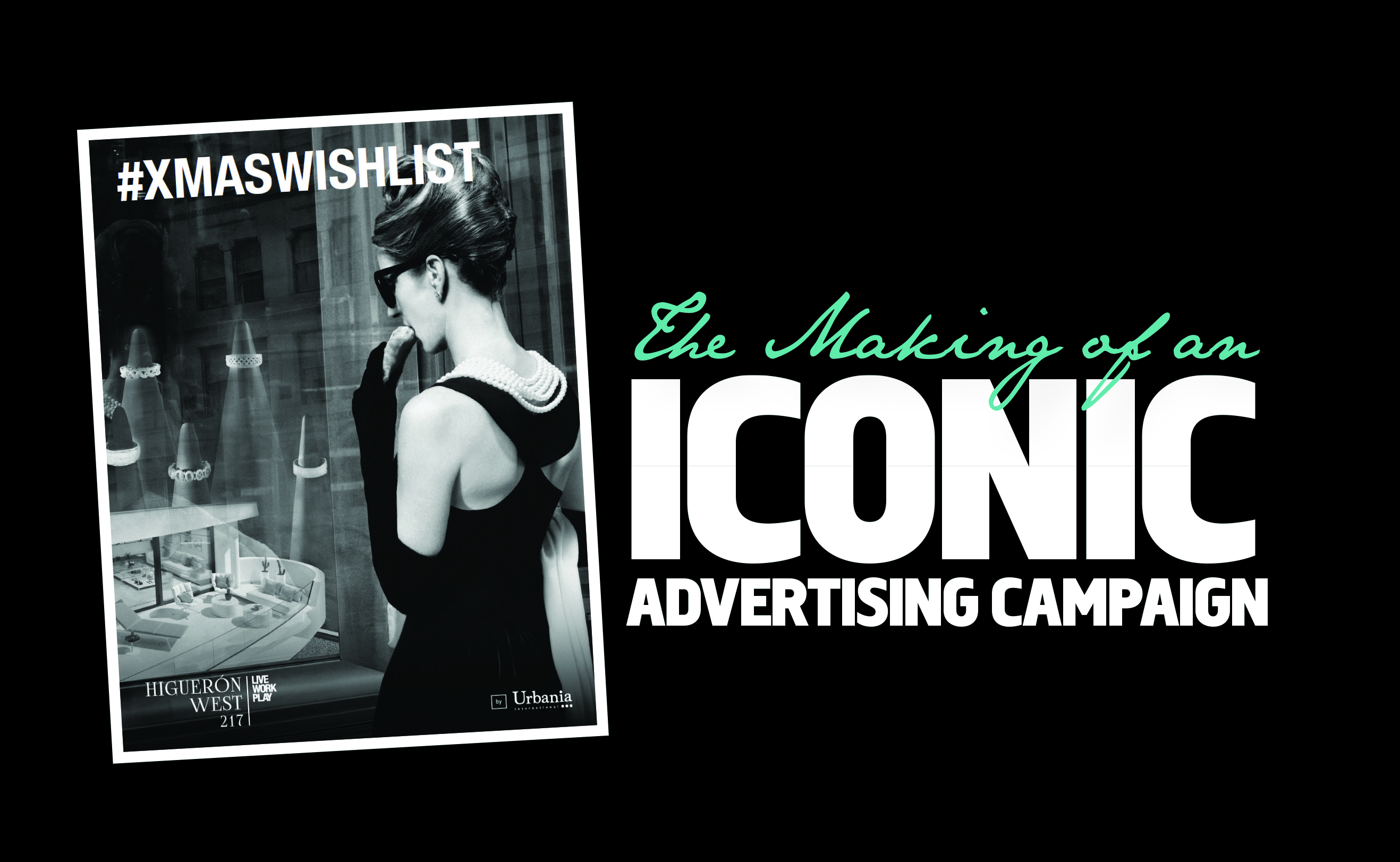 The making of an iconic advertising campaign